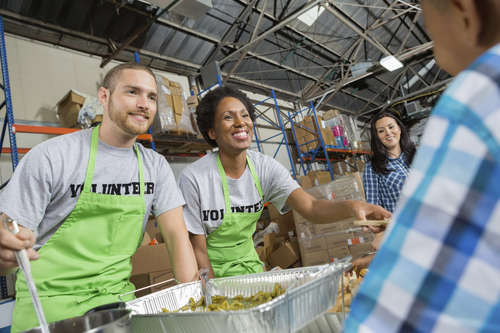 How volunteering can help you land your next job