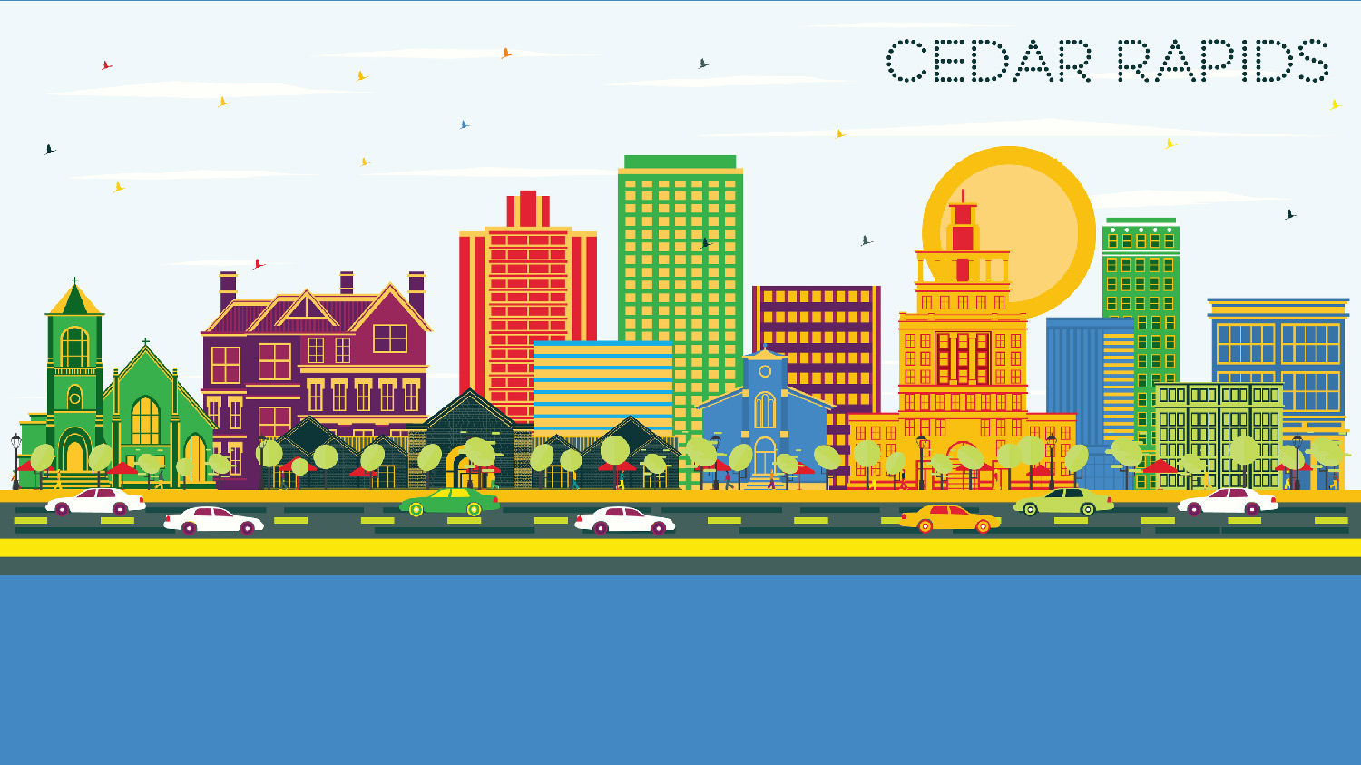 Relocate to Beautiful Cedar Rapids