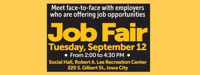 Job fair logo