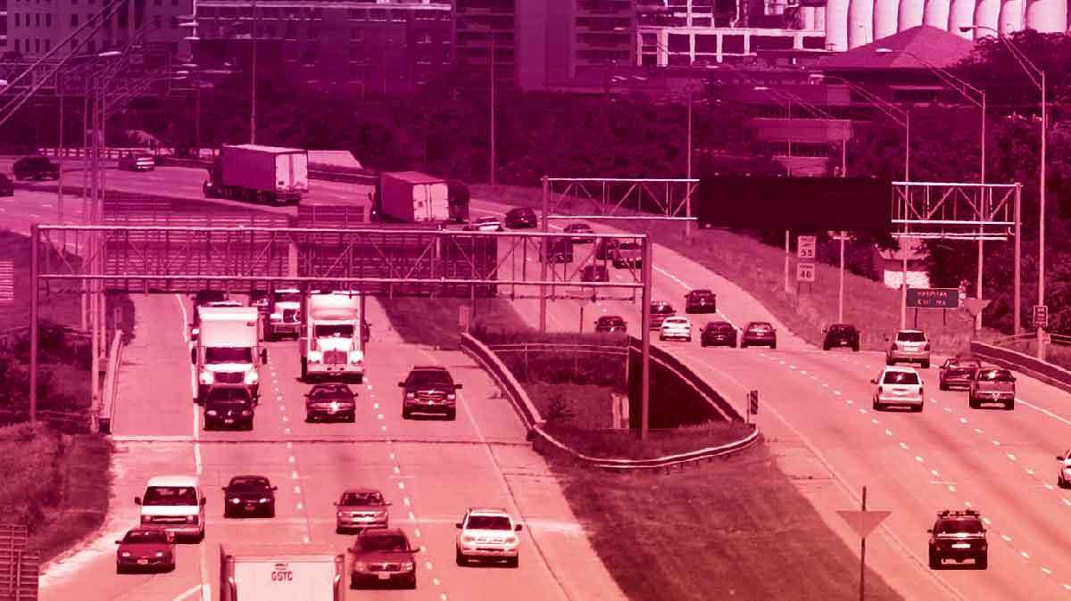 Corridor traffic on 380 - hiring in the corridor