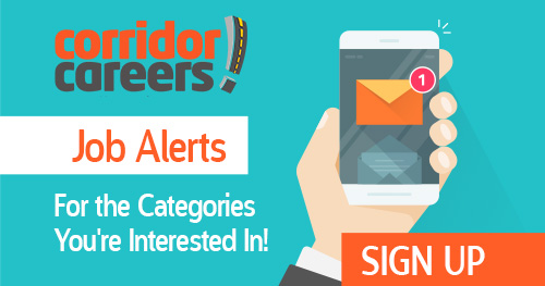 Sign up for job alerts by category in cedar rapids or iowa city