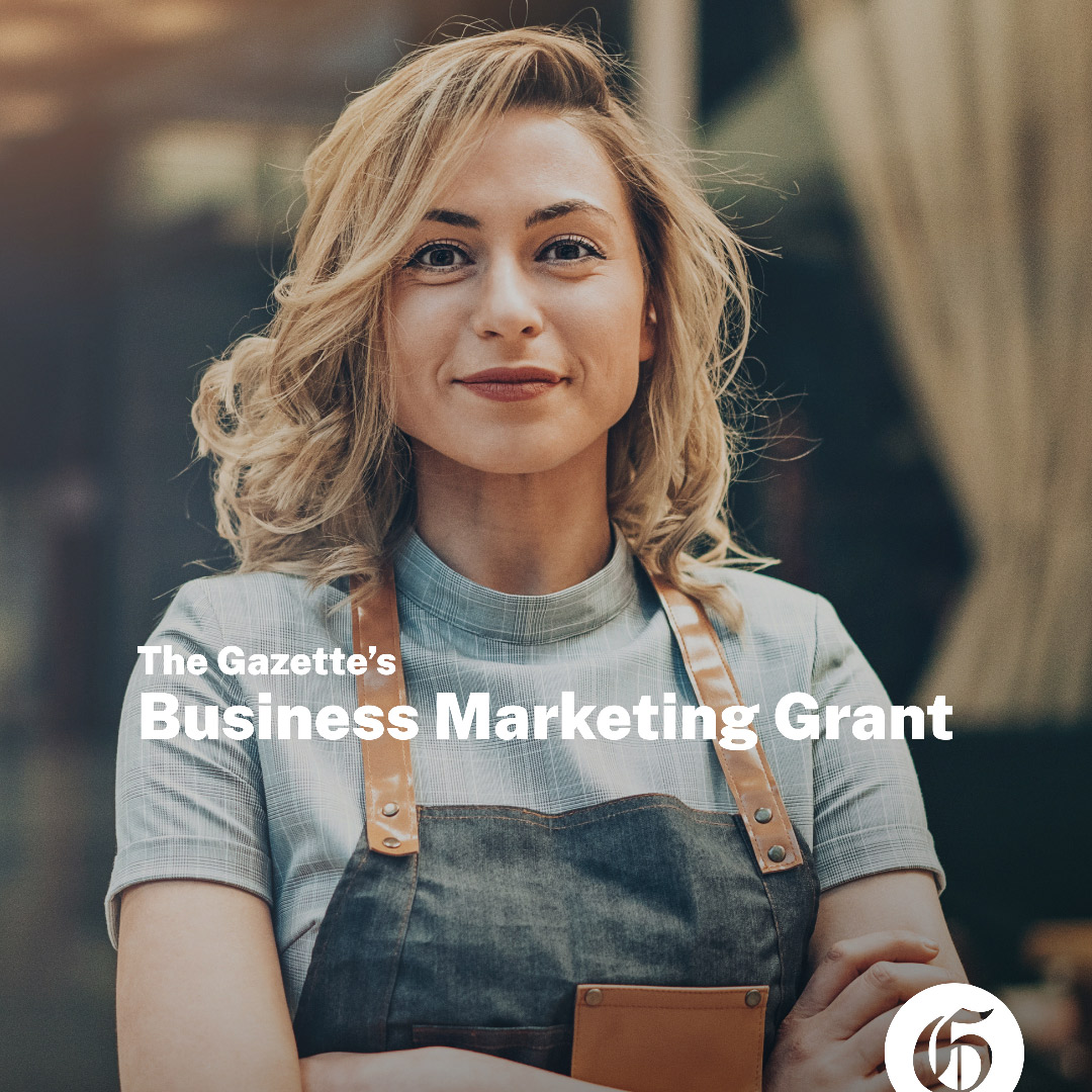 The Gazette Business Marketing Grant